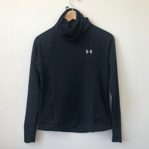 NEW Under Armour Reactor Funnel Neck Long Sleeve